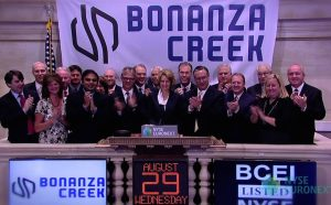 Bonanza Creek Energy Inc (NYSE:BCEI) Gains on Oil Surge, Earnings Revision