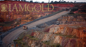 IAMGOLD Corp (USA) (NYSE:IAG) Soars on Gold's Gains