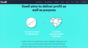 Swell Homepage